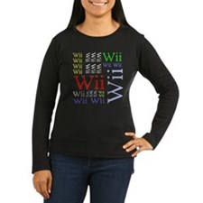 14x14-wii Long Sleeve T-Shirt