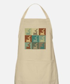 Physiology Pop Art BBQ Apron