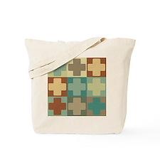 Physician Assisting Pop Art Tote Bag