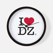 Cute Dz Wall Clock