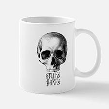 Signature Skull Mug