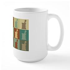 Pharmacology Pop Art Mug