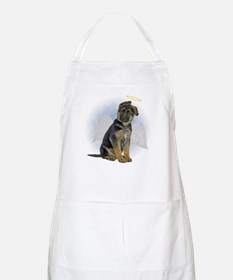 Angel German Shepherd Puppy BBQ Apron