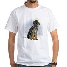Angel German Shepherd Puppy Shirt
