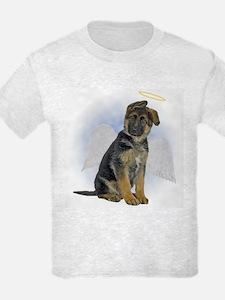 Angel German Shepherd Puppy T-Shirt