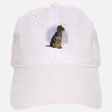 Angel German Shepherd Puppy Baseball Baseball Cap
