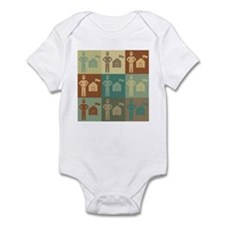Parks Pop Art Infant Bodysuit
