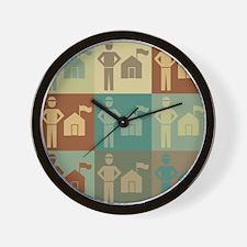 Parks Pop Art Wall Clock