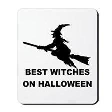 BEST WITCHES Mousepad