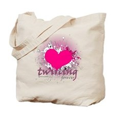 Love Twirling Forever Tote Bag