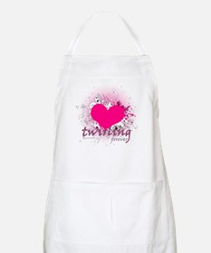 Love Twirling Forever BBQ Apron