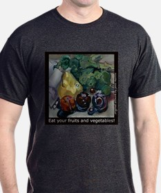 Eat Your Fruits and Vegetables T-Shirt