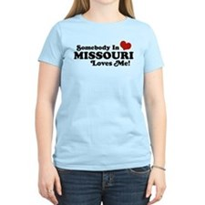 Somebody In Missouri Loves Me T-Shirt