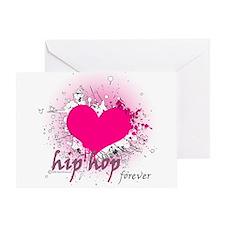 Love Hip Hop Forever Greeting Card