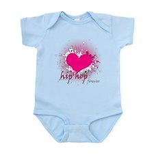 Love Hip Hop Forever Infant Bodysuit