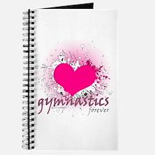 Love Gymnastics Forever Journal