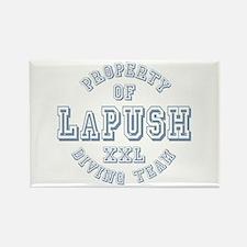 Property of LaPush Diving Team Rectangle Magnet