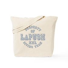 Property of LaPush Diving Team Tote Bag