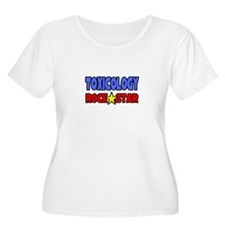 """Toxicology Rock Star"" T-Shirt"