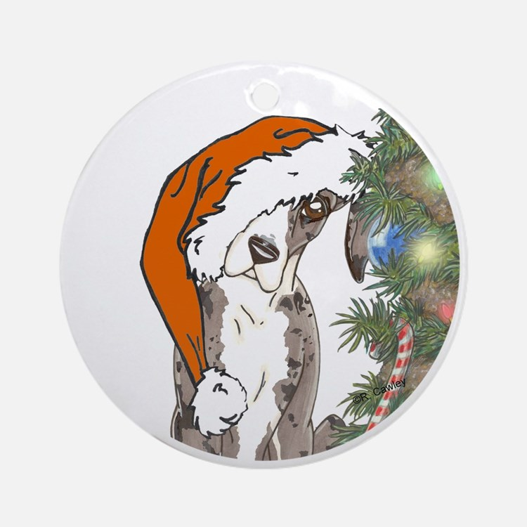Santa's Help1 Ornament (Round)