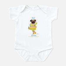 Beg? Never! Infant Bodysuit