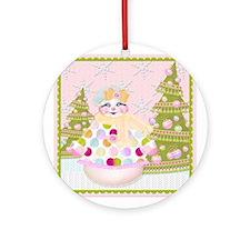 Sno Cute! Ornament (Round)