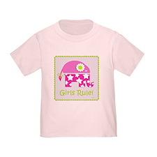 Girls Rule! Elephant T