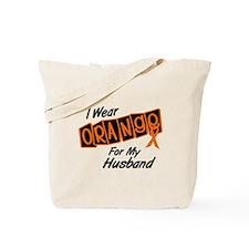 I Wear Orange For My Husband 8 Tote Bag