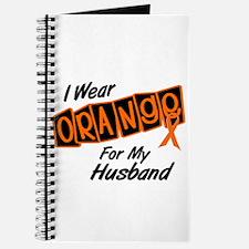 I Wear Orange For My Husband 8 Journal