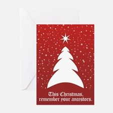 Remember Your Ancestors Greeting Cards (Pk of 10)