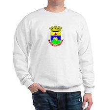Unique Brazil coat of arms Sweatshirt