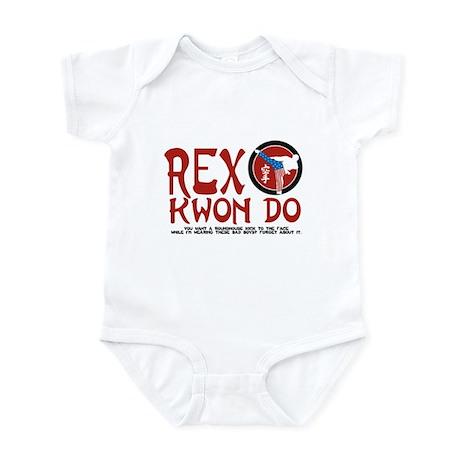 Rex Kwon Do Infant Bodysuit