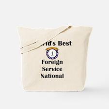 Diplomatic Pickle Tote Bag