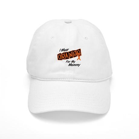 I Wear Orange For My Mommy 8 Cap
