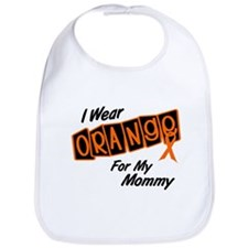 I Wear Orange For My Mommy 8 Bib