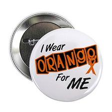 "I Wear Orange For ME 8 2.25"" Button"