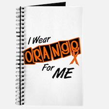 I Wear Orange For ME 8 Journal