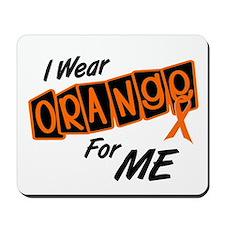 I Wear Orange For ME 8 Mousepad