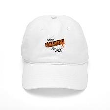 I Wear Orange For ME 8 Baseball Cap