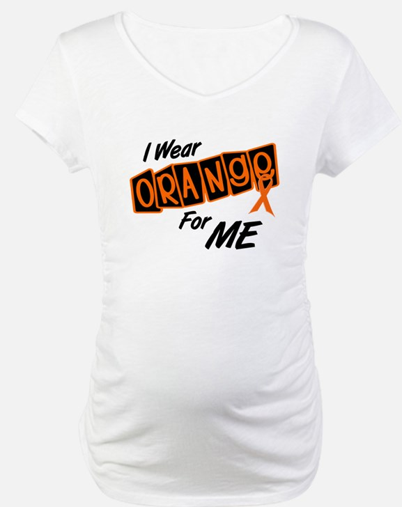I Wear Orange For ME 8 Shirt