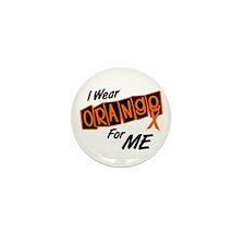 I Wear Orange For ME 8 Mini Button (10 pack)