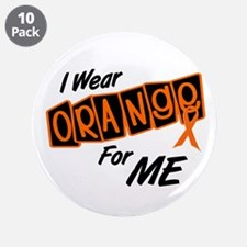 "I Wear Orange For ME 8 3.5"" Button (10 pack)"