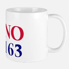 Vote NO on Prop 163 Mug