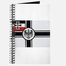 Unique Germany flag Journal