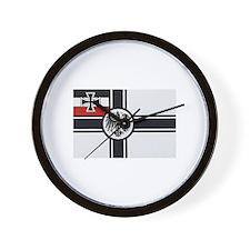 Cute Ww2 Wall Clock