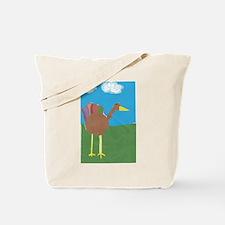 Turkey Lurkey Tote Bag
