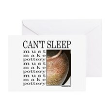 POTTER/POTTERY Greeting Cards (Pk of 20)