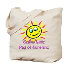 Grams' Little Ray of Sunshine Tote Bag