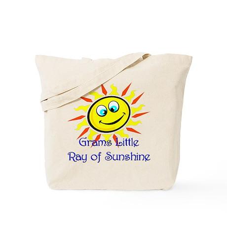 Grams Little Ray of Sunshine Tote Bag