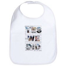 Yes We Did: Historic Obama Ne Bib